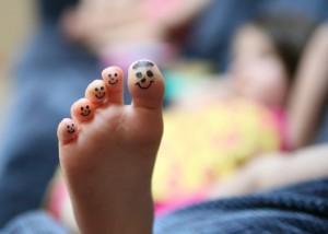 Rheumatoid Arthritis Foot Pain