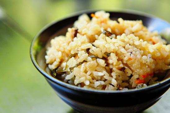 anti inflammatory rice