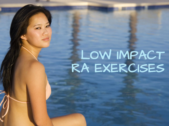 low impact ra exercises