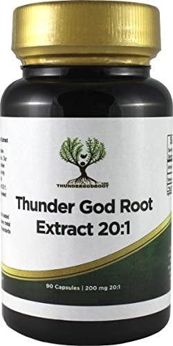 Thunder God Vine Root