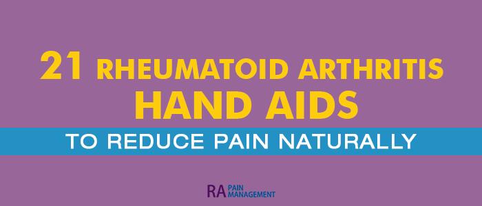 rheumatoid arthritis hand aids